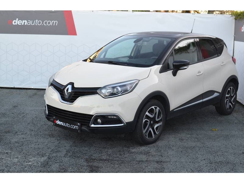 Renault Captur dCi 90 Energy eco² E6 Intens